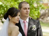 Сватбен портрет - Деси и Петко