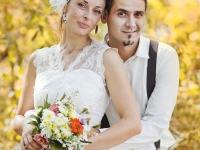 Марина и Евгени сватбен ден