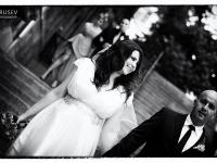 Сватбеният ден на Славена - фотография Петър Крусев