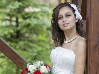 Сватбен портрет - Ели