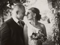 Марин и Любина черно на бяло