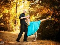В сватбеният ден