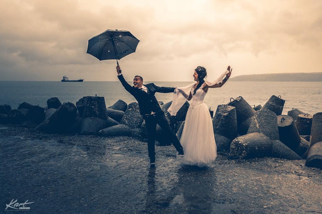Морска сватба - Варна