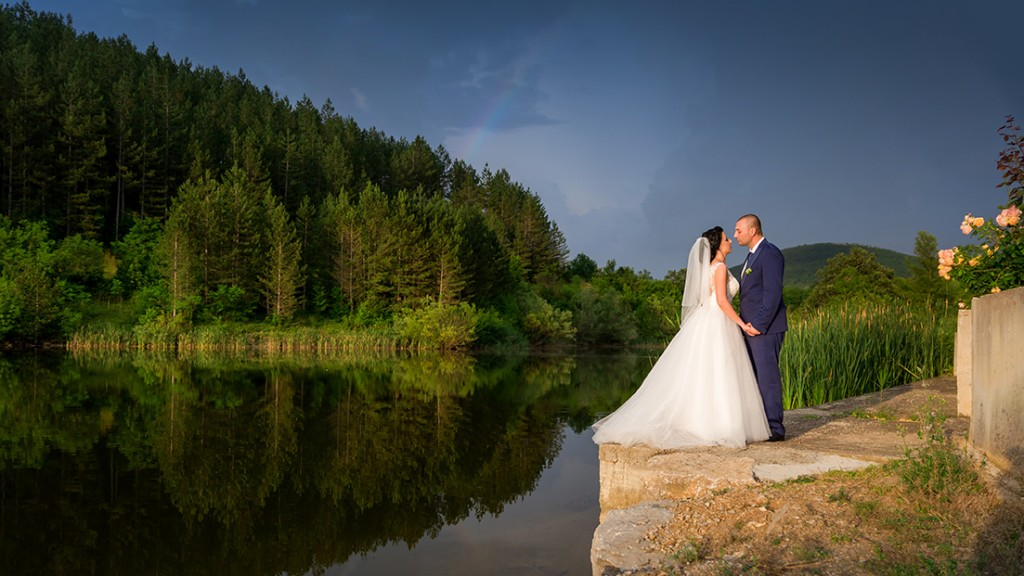 Сватба в ловна резиденция Скалско