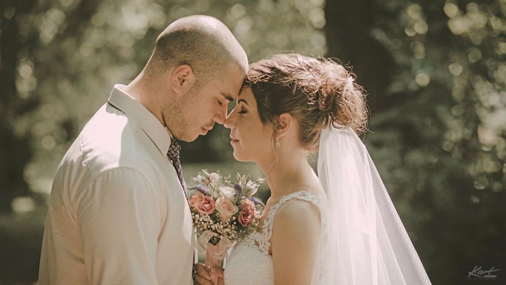 Сватбена фотосесия Надя и Драгомир
