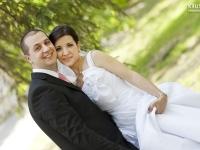 Сватбен портрет - на открито